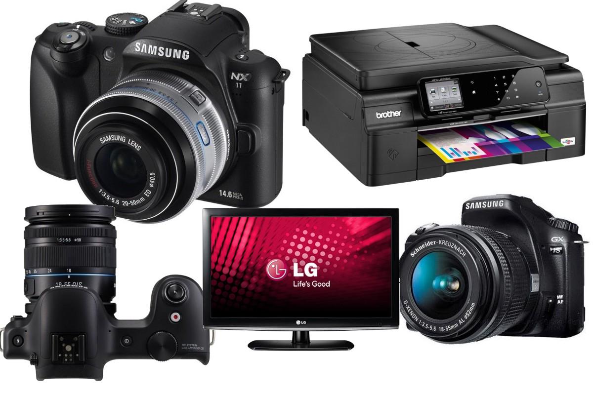 Insumos y Accesorios para Canon